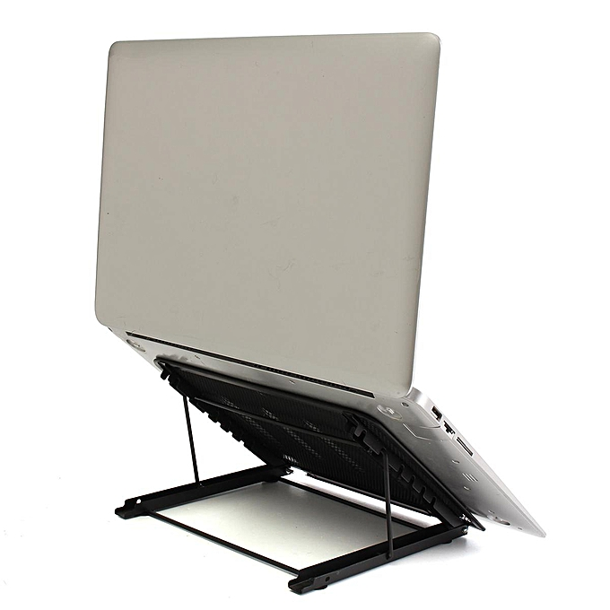 Surprising Portable Laptop Desk Lap Tray Bed Notebook Adjustable Foldable Table Stand Black Interior Design Ideas Truasarkarijobsexamcom