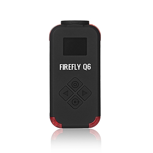 Hawkeye FIREFLY Q6 Airsoft 1080P HD Multi-functional Sport Camera With  Fixed Mount For FPV-