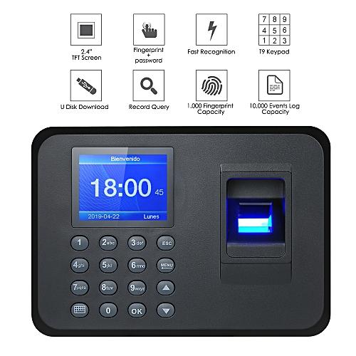 Biometric Fingerprint Attendance Machine 2 4