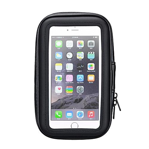 best service c7614 9decc Hiamok WaterProof Motorcycle Bike Handlebar Mount Case For iPhone 6S Plus  5.5 Inch