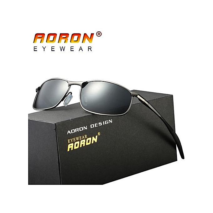 dab913ec11d8 Brand Designer Polarized Sunglasses Goggles Men Designer Mirror Glasses  oculos de sol Eyewear Accessories A395-