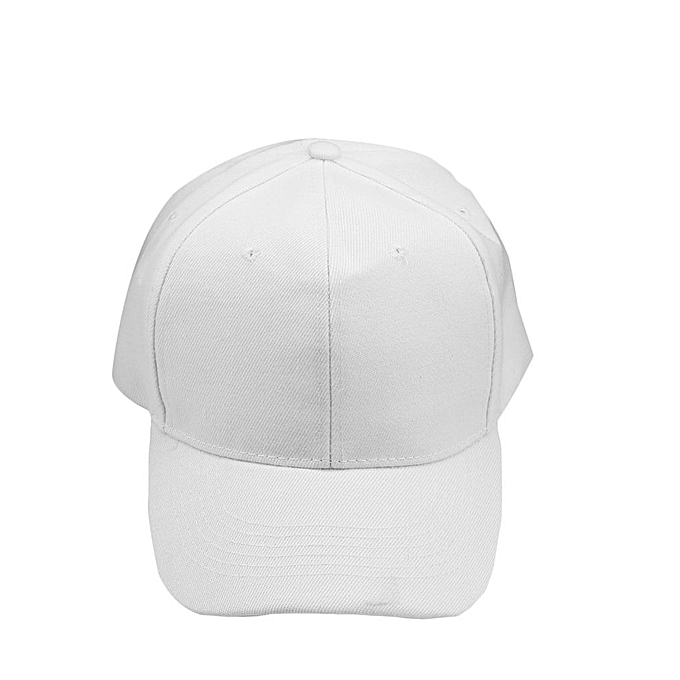 fcb5887cf Summer Fashion Casual Man Women Adjustable Size Hats Pure Color Baseball  Caps