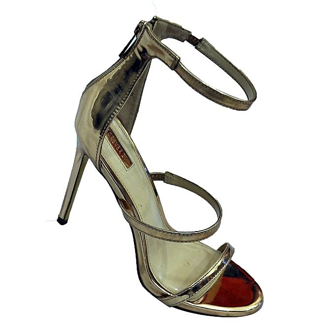fe809d7e6a0 Women's Forever 21 Women's Open High Heels - Rose Gold
