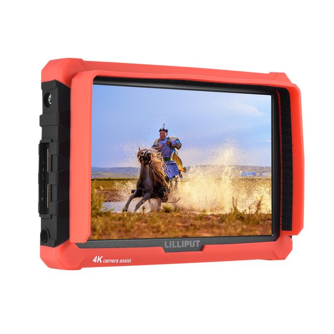 LILLIPUT A7s 7inch 1920 * 1200 FHD IPS Screen Camera Field Monitor Display  with HD IN OUT Support 4K Signal 1000:1 High Contrast 500cd/㎡ Brightness