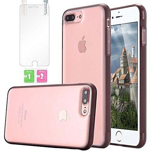 best cheap 5ec29 152ae IPhone 7 Plus Case,iPhone 7 Plus Phone Case,iPhone 7 Plus Clear Case,iPhone  7 Plus Anti Gravity Phone Case, Nano Hands-Free Selfie Clear Protective ...