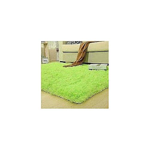 Buy Generic Luminous Soft Fluffy Carpet 7 10ft Green
