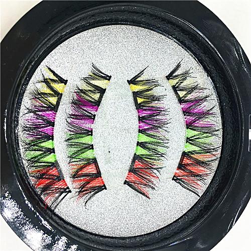 77775976ef0 Buy Generic 1 Pair 3D Magnetic False Eyelashes Lashes Reusable False Magnet  online | Jumia Uganda