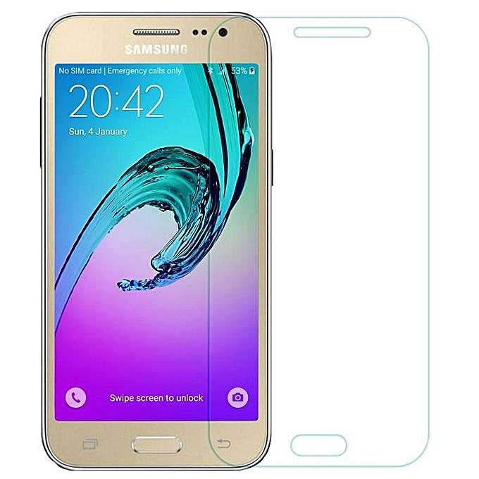 Samsung Galaxy J210 2016 J2 Tempered Glass Screen Protector