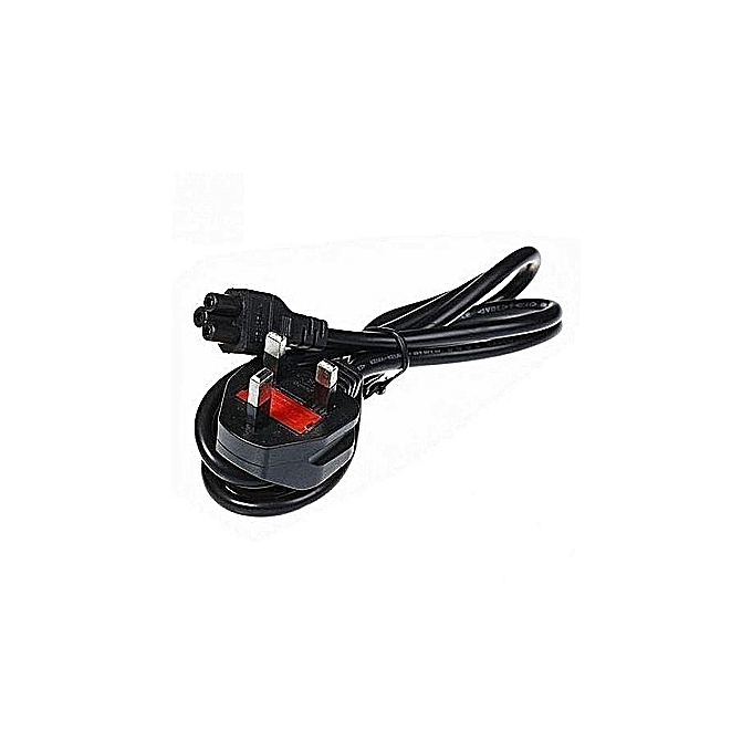 Fine Generic Laptop Power Flower Cable Fused Uk 3 Pin Plug Black Wiring 101 Dicthateforg