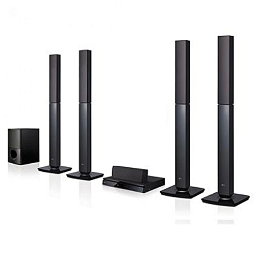 Lg Lg 51ch Dvd Home Theater System Lhd657 Jumia Uganda