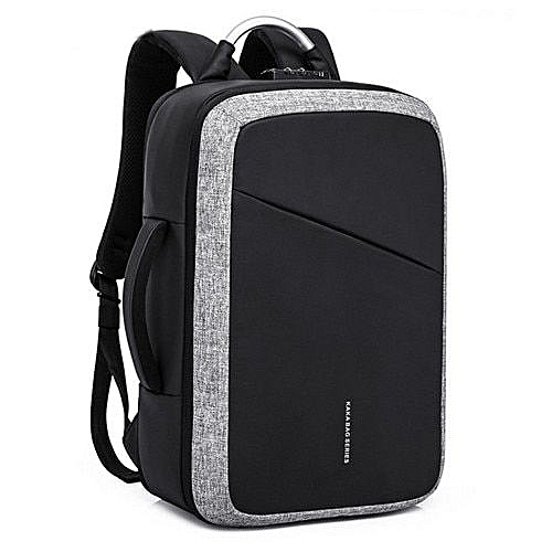 1b348eadb39e Men's Backpack Anti-theft Laptop Bag Large Capacity Travel Backpacks