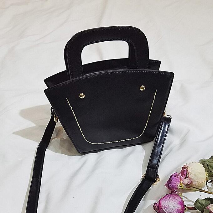 8f208cdb439 Haimok New Fashion Big Bag Women Shoulder Messenger Bag Ladies Handbag BK