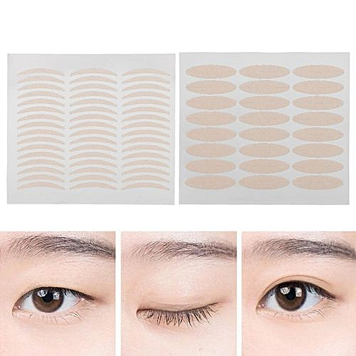 Invisible Double Eyelid Strip Makeup Tool
