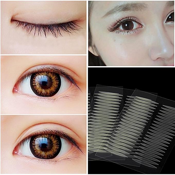 200 Pairs Olive-shaped Eyelid -shaped Double Eyelid Sticker Tape Eye Tape
