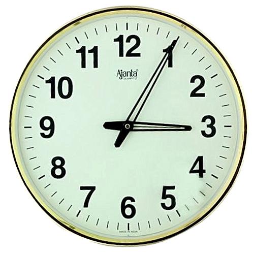 Ajanta Office Wall Clock