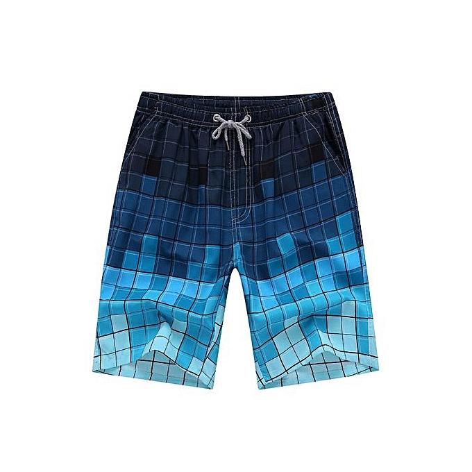 faa32ec394 ... Clothing-blue01 · 2018 Men's Quick Dry Shorts 4XL Casual Summer Beach  Shorts Men Women Breathable Male Shorts Brand