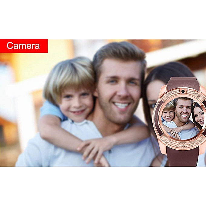 415cd2e4aeb803 ... 2019 V-Series Advanced Intelligent Multi-functional Touch Screen  Bluetooth Smartwatch / Wristband Plus ...