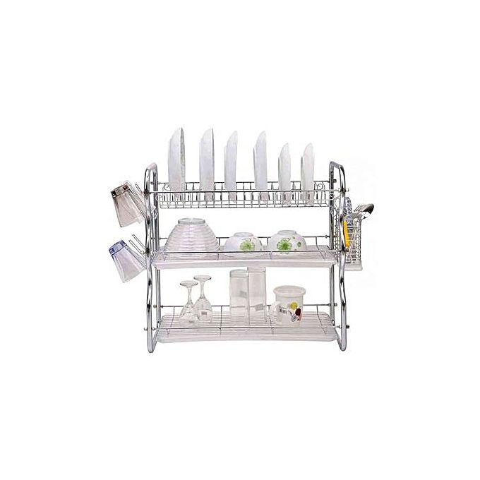3 layer dish rack drainer buy online jumia uganda