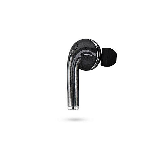 d784343a070 Buy Generic Wireless Earphones V1 True Mini Wireless Bluetooth Earphone  Sports Headset With Mic(Black) online | Jumia Uganda