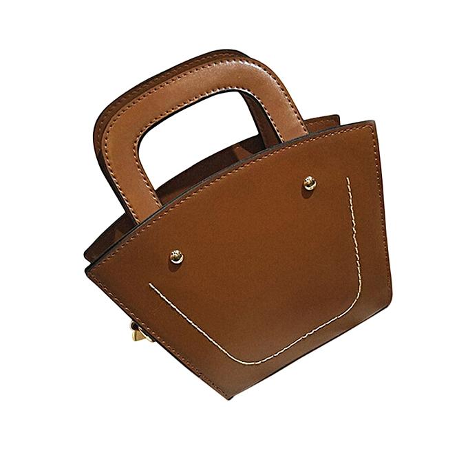 5067d8c79e2 Haimok New Fashion Big Bag Women Shoulder Messenger Bag Ladies Handbag BW