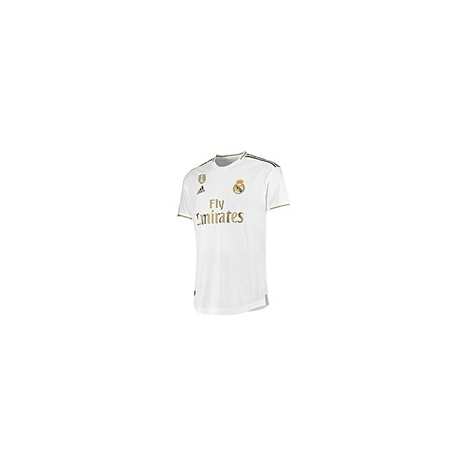 classic fit 13299 3d1f0 Replica Real Madrid 2019/20 Home Kit - White