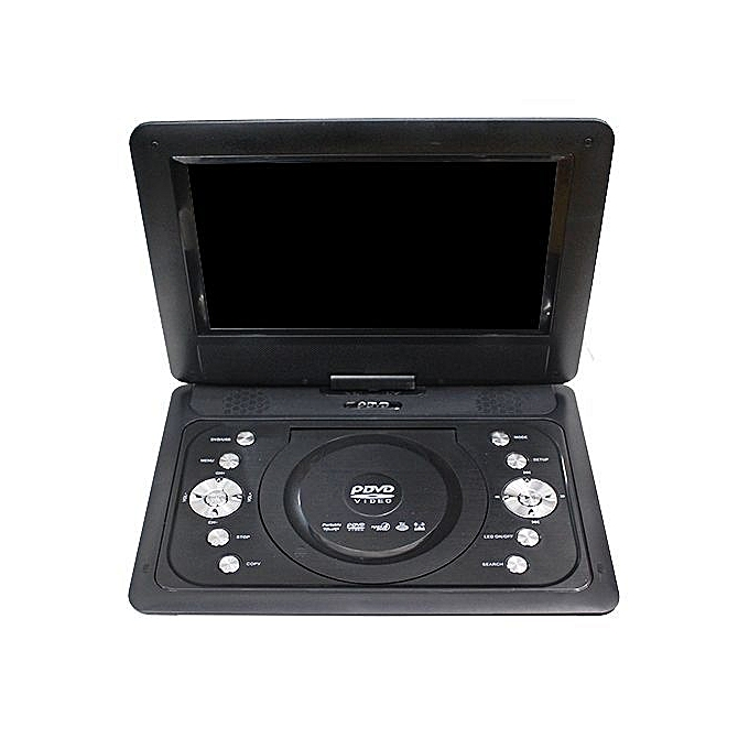 Mini DVD Player, 3D TV FM 13 9