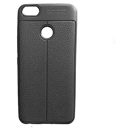 Back Cover Case For Tecno Camon X Pro - Black