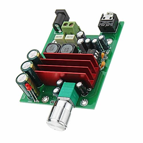 TPA3116D2 DC 8V To 25V 100W Single / Dual Channnel Digital Amplifier Board  Subwoofer Amplifier Board