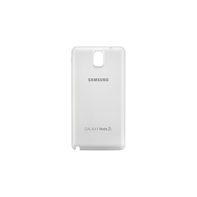 classic fit 8eb42 76eb9 Samsung Note 3 Battery Back Cover - White