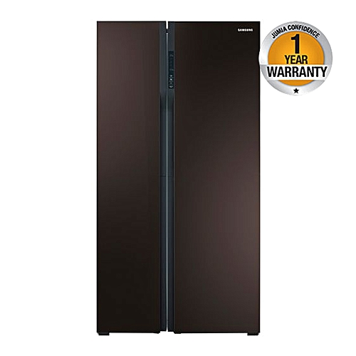 Samsung Samsung Side By Side Refridgerator Wine Mirror Jumia Uganda