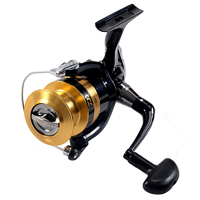 DAIWA Spinning Fishing Reel 5 3:1 Gear Ratio Spinning Reel Left / Right  Interchangeable 2 BB Fishing Reel