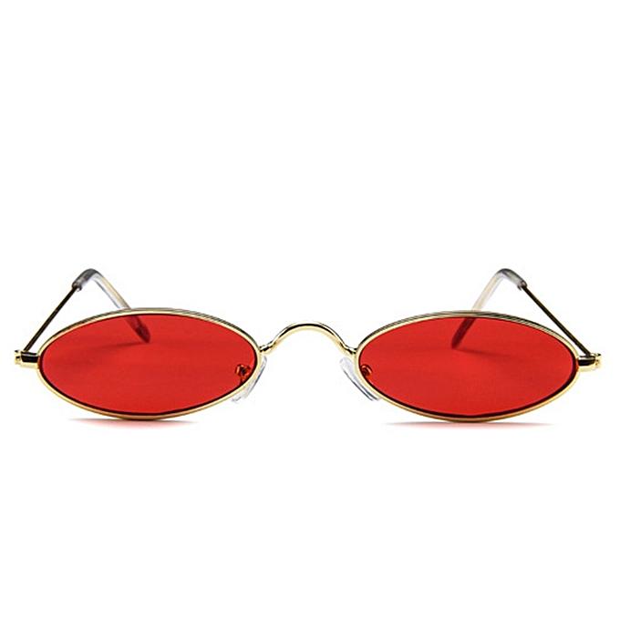4da849db3 Oval Sunglasses Round Shades Trending Fashionable Vintage Glasses
