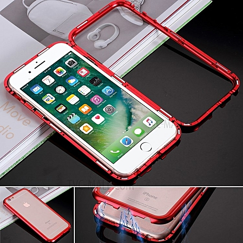 buy online 9f40c 5efcf 360 Degrees Magnetic Case For iPhone 6/6s - Red