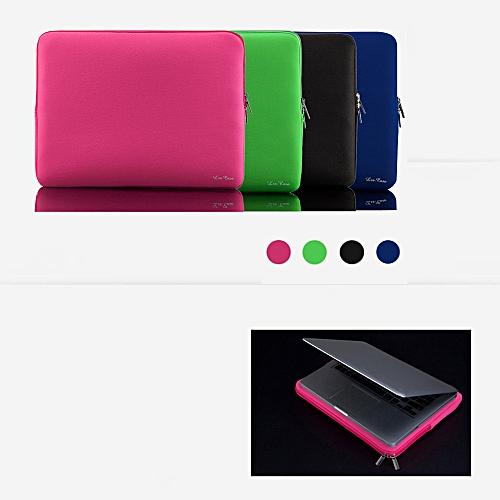 uk availability 148ac 7f2f7 Zipper Soft Sleeve Bag Case for MacBook Air Pro Retina Ultrabook Laptop  Notebook 13-inch 13