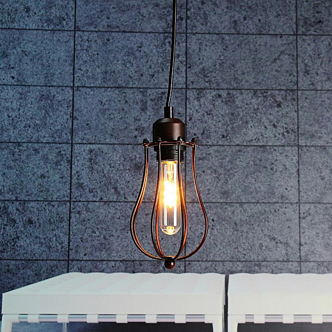 Buy Generic E27 Vintage Ceiling Edison Light Pendant Lamp