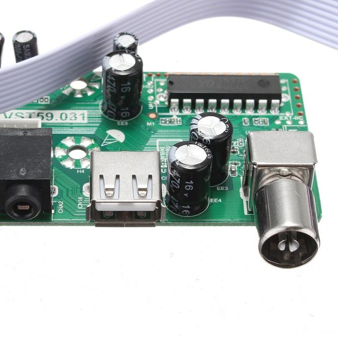 VST29(HDMI+AV+VGA) LVDS Inverter LCD Driver Board Kit + Programmable USB  input