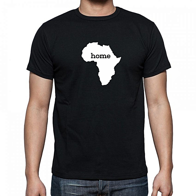 1bb52ece996 Other African Home Men s T-Shirt - Black