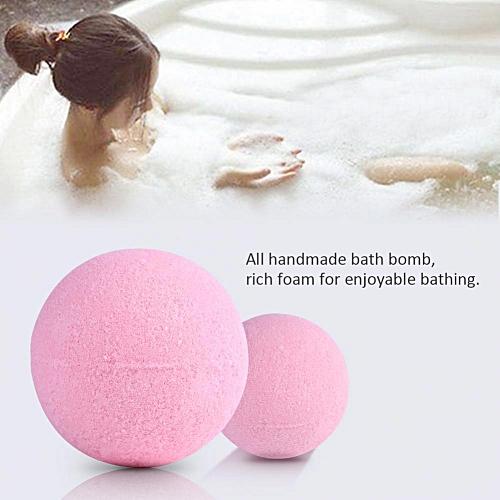 9540344c4daaf 40g Handmade Bath Bomb Aromatherapy Relaxation Moisturizing Lush Fizzies  Spa Bomb Bath Salt