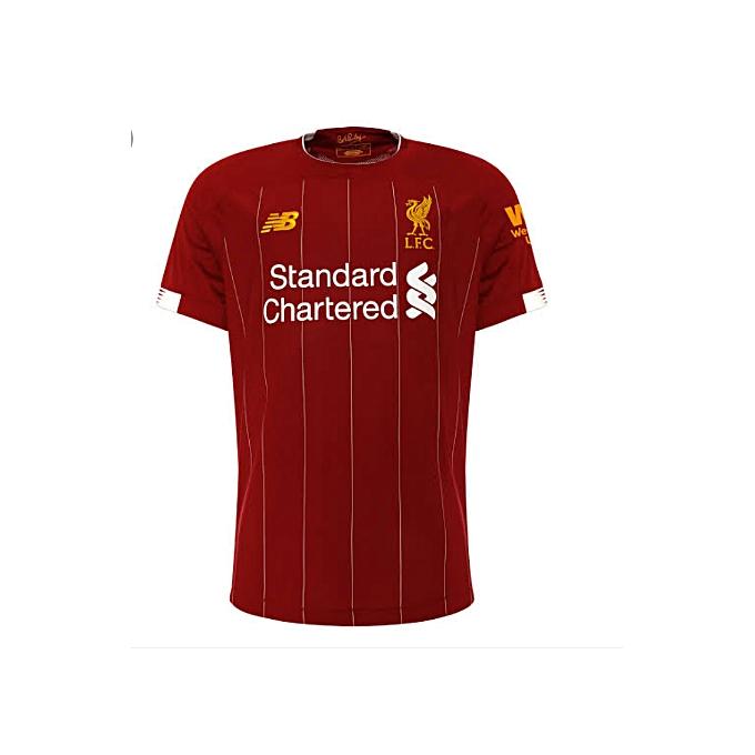 best website 12340 ced18 Replica Liverpool FC 2019/20 Short Sleeved Jersey - Red