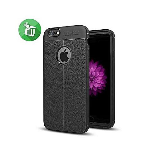 the latest 9abbc 4684c Iphone 6 Auto Focus Back Cover - Black