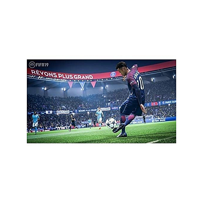 Sony PlayStation 4 (PS4) Slim 500 GB Bundle With 1 Controller And Fifa 19