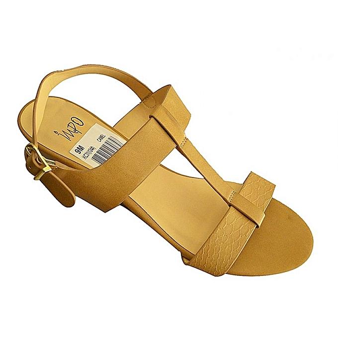 d57a637dc6375 Designer Women's Smart Formal Casual Wedge Shoes - Beige