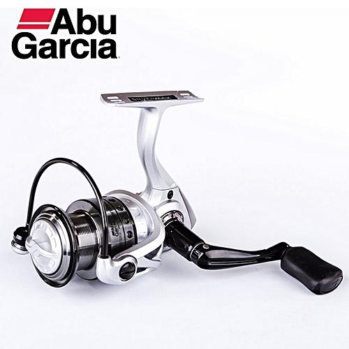 Abu Garcia SMAXSP 500-4000 Series Spinning Fishing Reel 5+1BB Seawater Reel  white & silver ABUSMAXSP-500