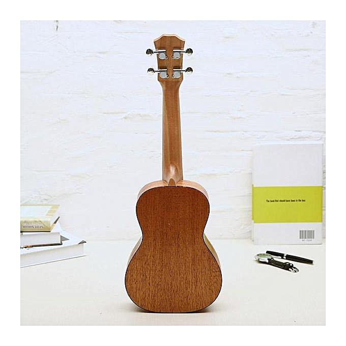 buy generic 10pcs 23 ukulele matte four string guitar mahogany wood musical instruments online. Black Bedroom Furniture Sets. Home Design Ideas