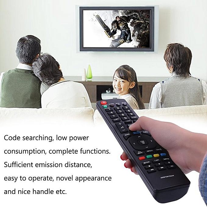 Universal Smart TV Remote Control Controller For LG AKB72915244/AKB72915217  black