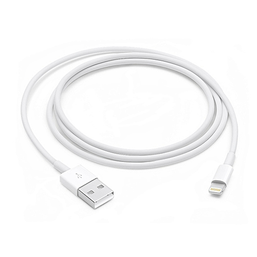premium selection b81ae fa728 Apple Lightning to USB Cable 1 Meter Charging Sync for iPhone 7 7 Plus 8 8  Plus X iPad iPod