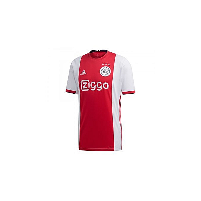 buy popular 9e79c 7aa55 Replica New Ajax Home Kit 2019-20 - White,Red