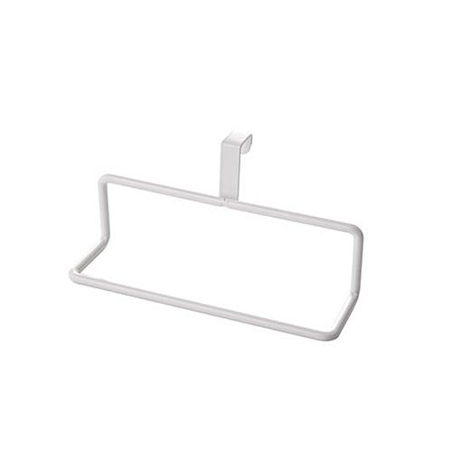 Kitchen single pole rag rack nail-free towel bar bathroom toilet free punch  Door 160g