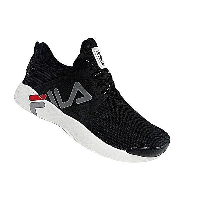 a91923e791 Fila shoes - black