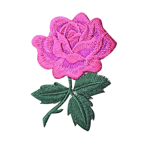 7f603b1424d1 Blossom Flower Applique Clothing Embroidery Patch Sticker Iron Sew Cloth  DIY D